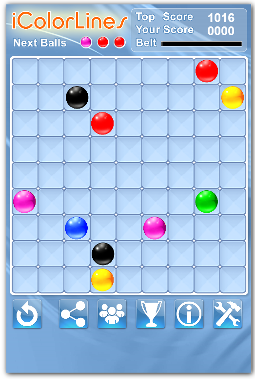 colored lines game strategy