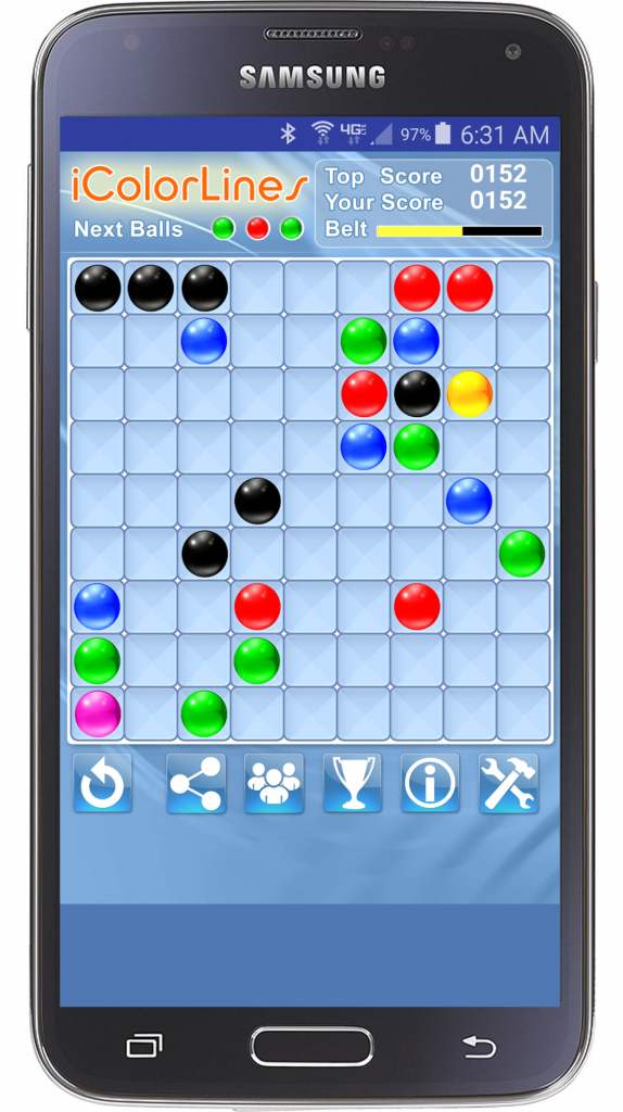 icolorlines-android-puzzle-game