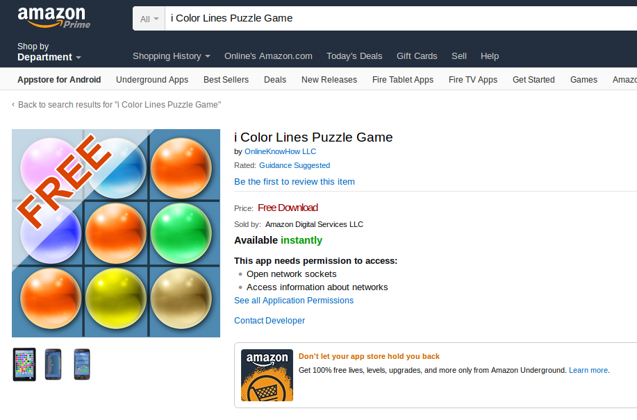 icolorlines-puzzle-game-at-amazon