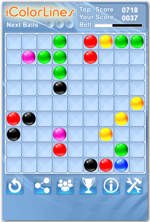 Sunday puzzle i color lines puzzle game 8-7-2016 answer