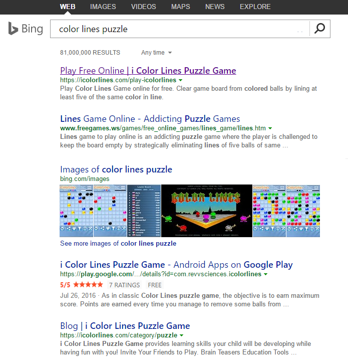 i-color-lines-puzzle-game-bing