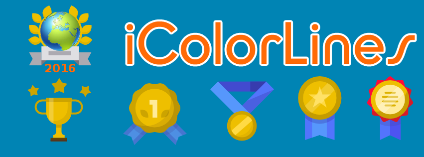 i Color Lines Puzzle Game Hall of Fame - 2016