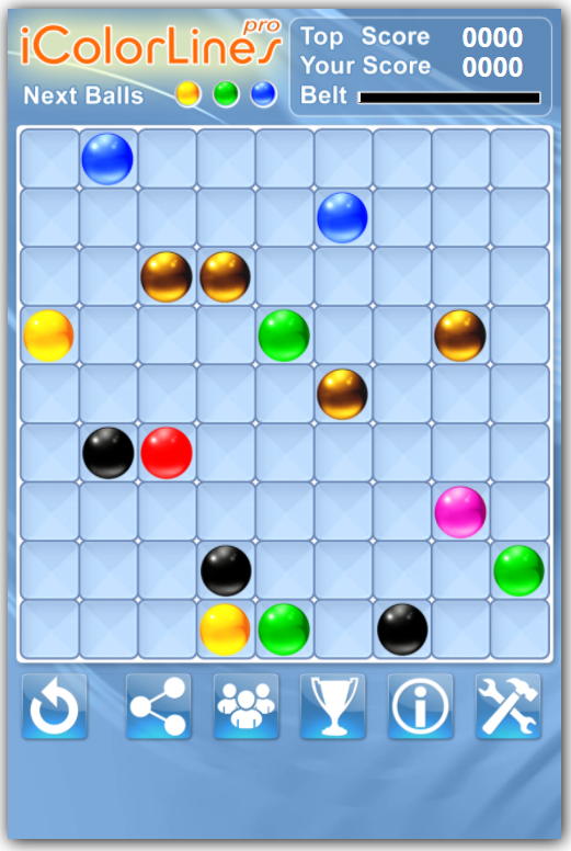 Come si gioca a Color Lines Puzzle Game
